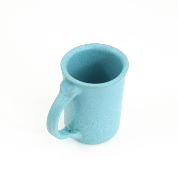 Vintage 1967 Bennington Potters Mug with Thumb Rest