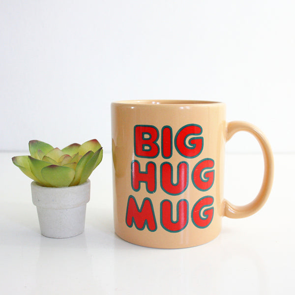 Authentic Vintage Big Hug Mug