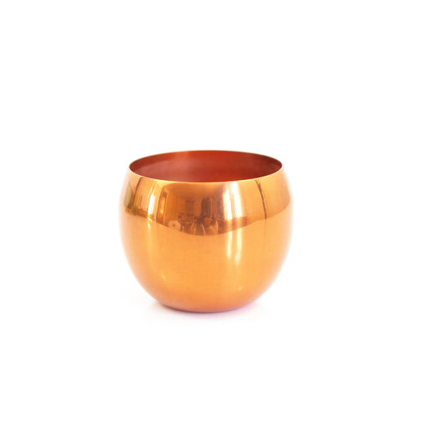 SOLD - Vintage Copper Planter by Coppercraft Guild