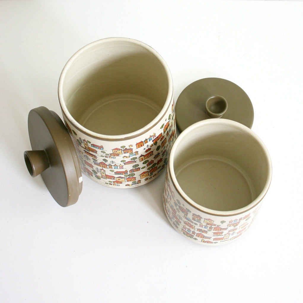 100 stoneware kitchen canisters french tea time box sugar