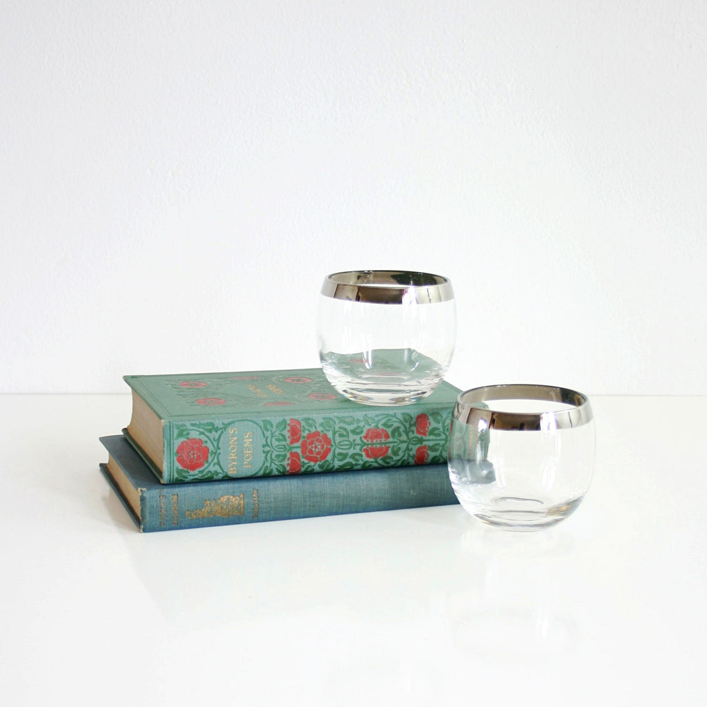SOLD - Mid Century Pair of Dorothy Thorpe Roly Poly Glasses