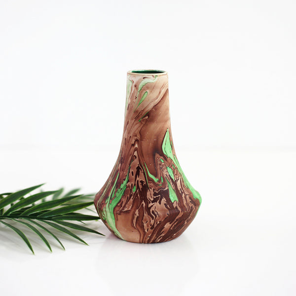 SOLD - Vintage Garden of the Gods Southwestern Pottery Vase