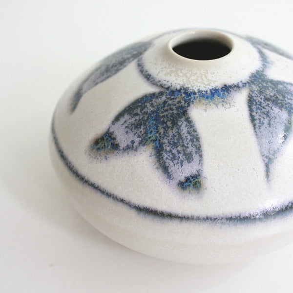 SOLD - Vintage Ceramic Studio Pottery Vase