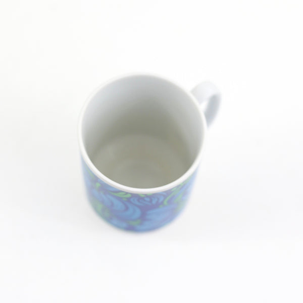 Vintage Royal Crown 'Ocho Rios' Pedestal Mug