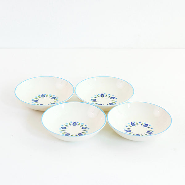 SOLD - Mid Century Swiss Alpine Berry Bowls by Marcrest
