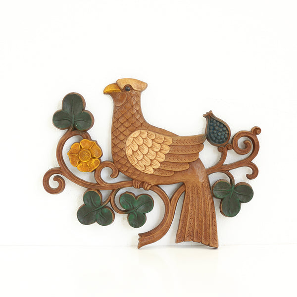 SOLD - Vintage 1960s Syroco Birds Wall Decor