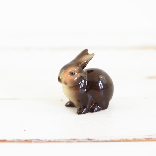 SOLD - Vintage West German Goebel Bunny Figurine