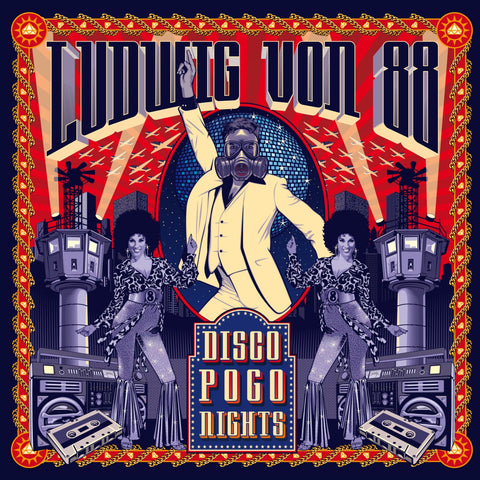 Disco Pogo Nights - Archives de la Zone Mondiale