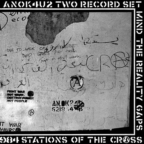 Stations Of The Crass (2xLP)