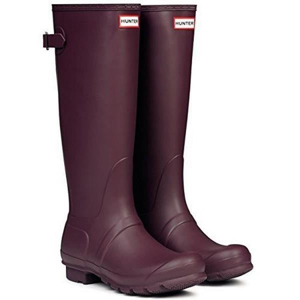 Hunter Boots Tall Adjustable Back (Matte)