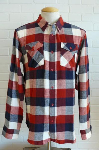 Element Tacoma Flannel Woven