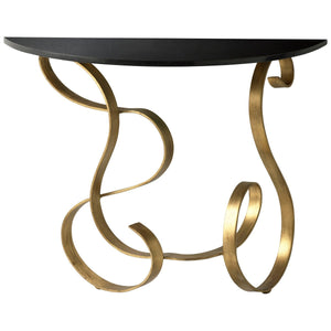 Ribbon Console Table.