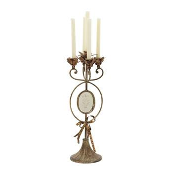 Antiqued Candelabra - GDH | The decorators department Store