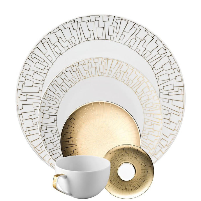 TAC 02 Skin Gold 5 Piece Placesetting