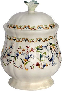 Gien Toscana Covered Sugar Bowl - GDH | The decorators department Store