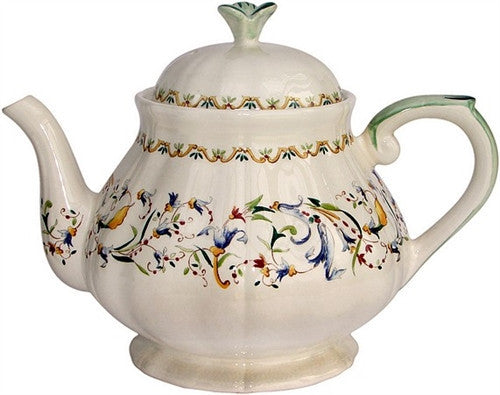 Gien Toscana Teapot - GDH | The decorators department Store