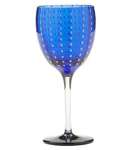 Perle Glassware | Blue - GDH | The decorators department Store - 1