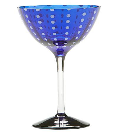 Perle Glassware | Blue - GDH | The decorators department Store - 4