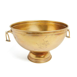 Garber Stirrup Bowl - GDH | The decorators department Store