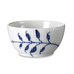 Blue Fluted Mega Sugar Bowl - GDH | The decorators department Store