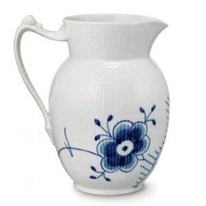 Blue Fluted Mega Small Jug - GDH | The decorators department Store