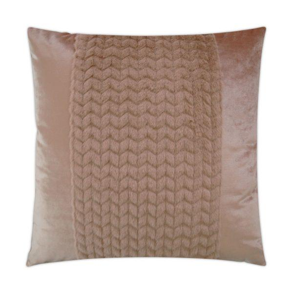 D.V. Kap Dainty Pillow Band-Blush