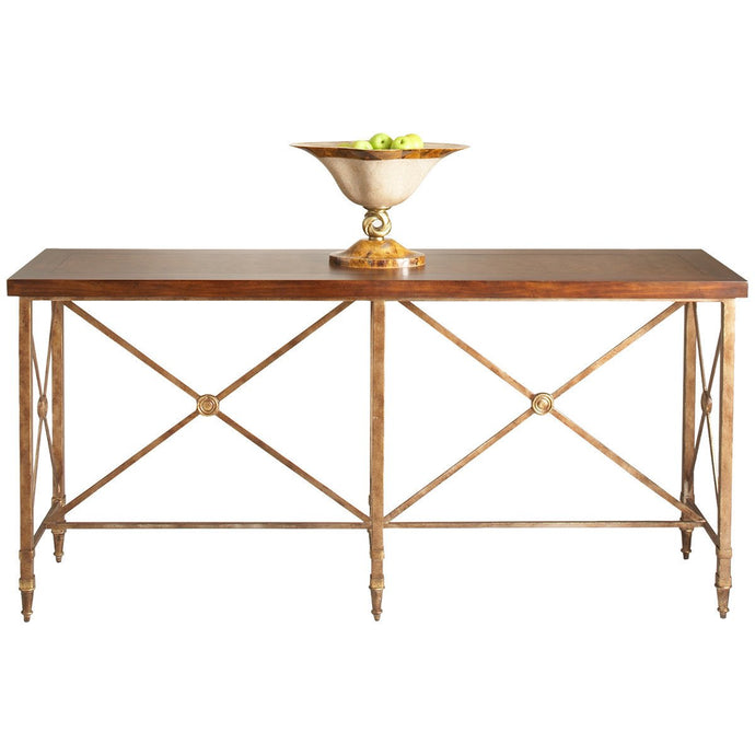 Chelsea House Overland Console - GDH | The decorators department Store