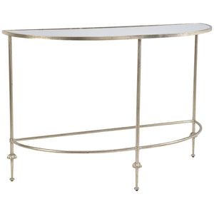 French Iron Console | Silver