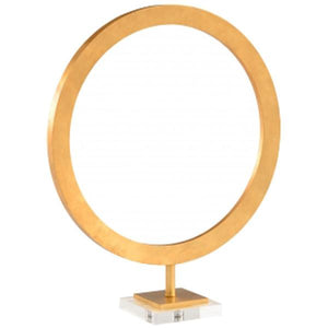Chelsea House Large Circle Accent - GDH | The decorators department Store