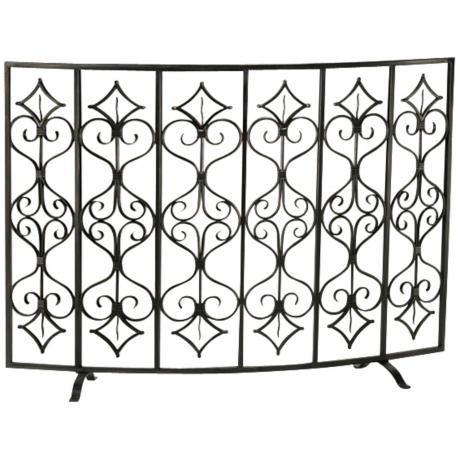 Casablanca Fire Screen - GDH | The decorators department Store
