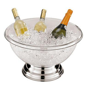 16 Quart Polycarbonate Punch Bowl - GDH | The decorators department Store