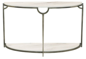 Morello Demilune Console Table by Bernhardt