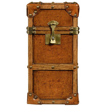 Travel Trunk Style Wine Box - GDH | The decorators department Store - 2