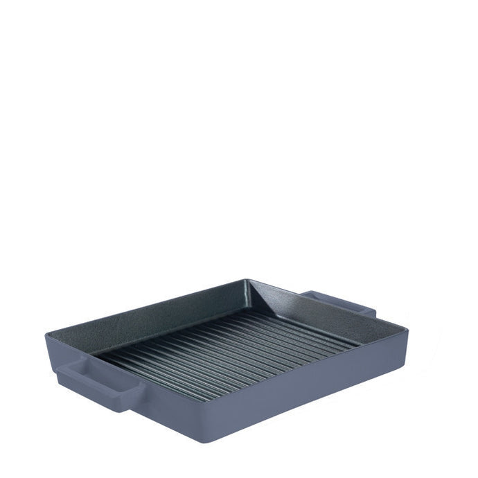 Terra Cotto Cast Iron Square Grill Pan | Myrtle - GDH | The decorators department Store