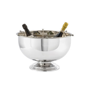 Sambonet Elite Stainless Steel Punch bowl - GDH | The decorators department Store