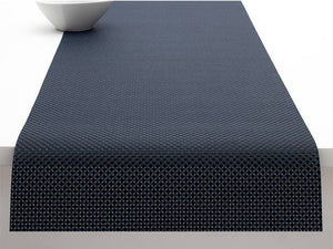 Chilewich  Basketweave Placemats S/4 | Navy