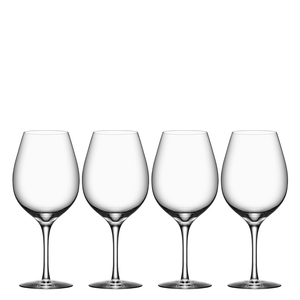 More Xl Wine - Set of 4