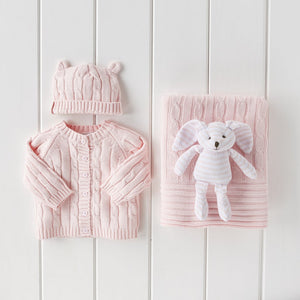 4 PC Pink Cable Gift Bundle