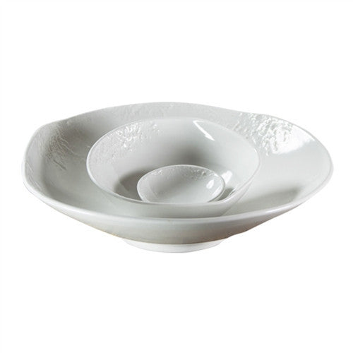 Montes Doggett Ceramic Serving Bowls set of 3 - GDH | The decorators department Store