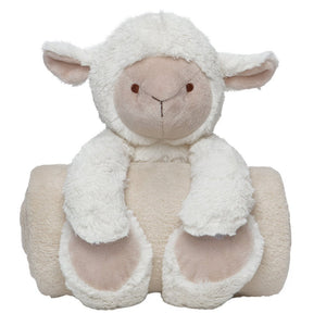 Bedtime Huggie Lamb - GDH | The decorators department Store