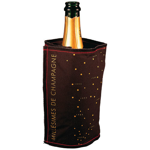 Champagne Bubbles Bottle Chilling Sleeve