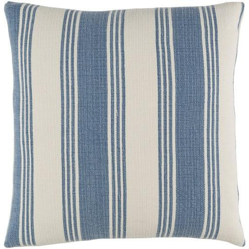 ANCHOR BAY PILLOW | BLUE - GDH | The decorators department Store