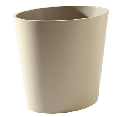 Barbara Barry |  Elegant Oval Waste Bin - GDH | The decorators department Store