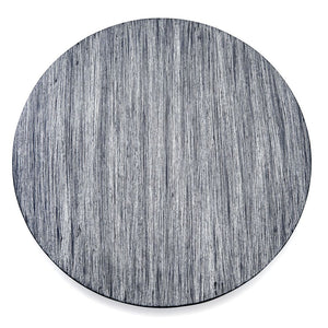 Brushed Cafe Lacquer Placemat S/2 | 5 colors