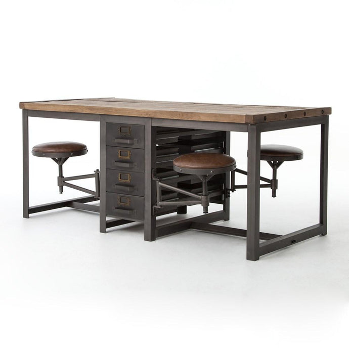 Rupert Work Table - Benton and Buckley