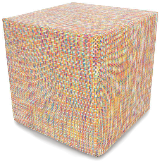 Chilewich Mini Basketweave Cube | Confetti