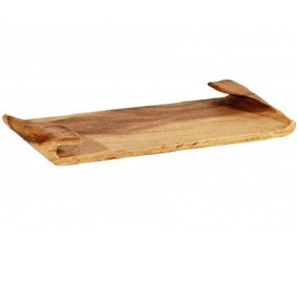 Montes Doggett Wrap Carved Tray - GDH | The decorators department Store