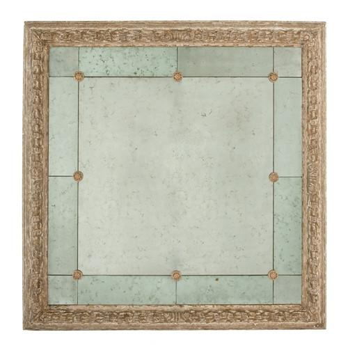 Aidan Gray Gold Bilzen Mirror - GDH | The decorators department Store