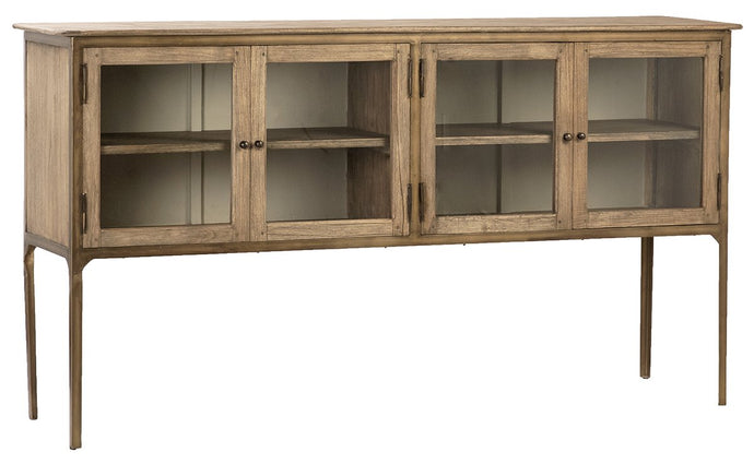 Camino sideboard and Bookcase