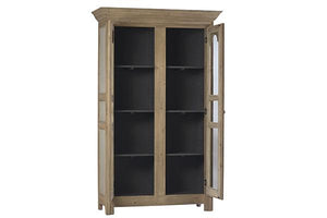 Aptos Bookcase Cabinet